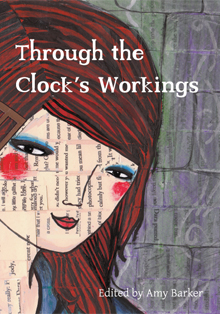 through the clock&#039;s workings