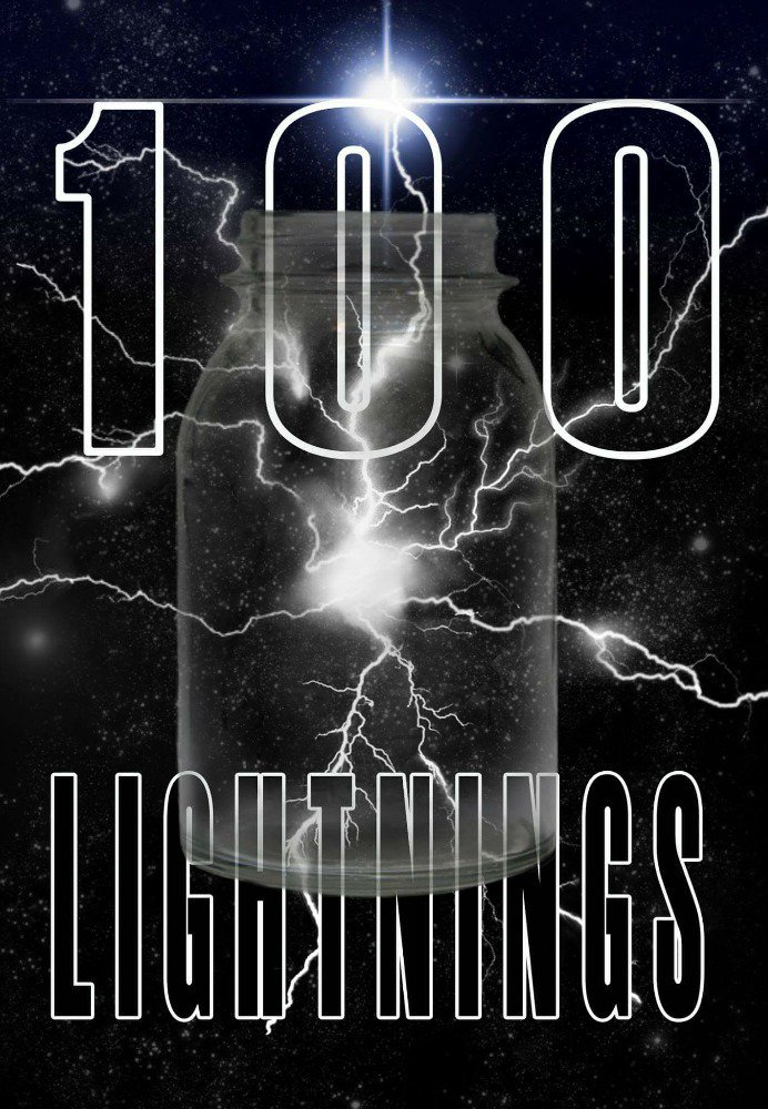 100 Lightnings front only