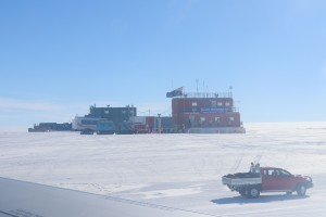 The aerodrome at the end of the world