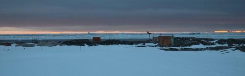 Sunrise at Wilkes