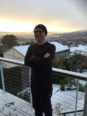 hobart snow